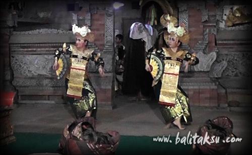 Legong Semarandhana, Legong Semarandana Sanggar Dewi Sri Br.Kalah