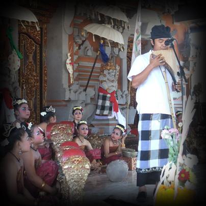 Gus Teja, Agus Teja with Tunas Maragawi Banjar Kalah