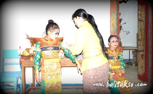 Amandari Legong Children Dharma Jati Teges