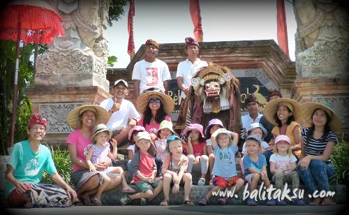 Workshop Gamelan for Children, The Spring School Ubud