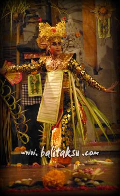 www.balitaksu.com Genta Bhuana Sari Legong Nandira Indra Maya