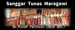Sanggar Tari dan Gamelan Bali, Tunas MaraGaWi Br.Kalah Peliatan UBUD