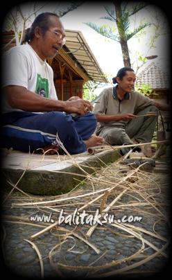 Angklung Bamboo at Bali from Sunda East Jawa