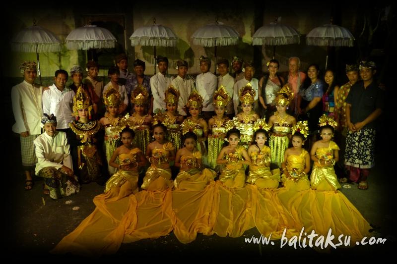 Dancing Under the Sky 2012 Ubud