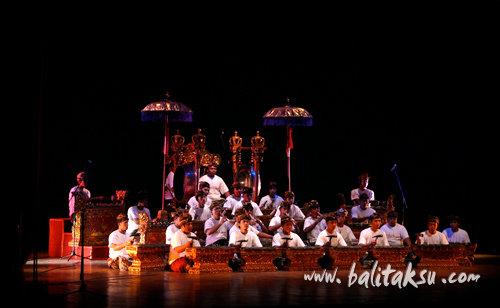 Genta Bhuana Sari - Peliatan gbs グンタ・ブアナ・サリ楽団