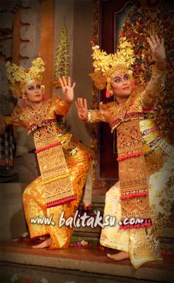 Male Legong Dance, Legong Jaya Pangus by Genta Bhuana Sari