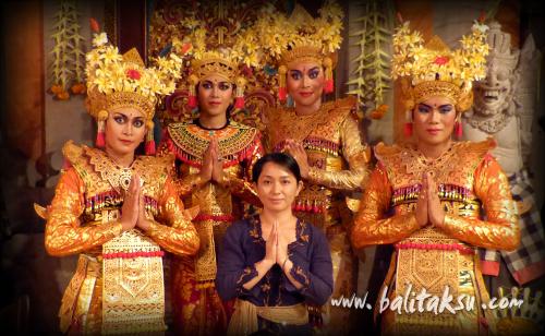 Legong Jaya Pangus
