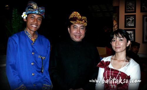with Guruh Soekarno Putra and m