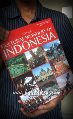 top 100 cultural wonder of indonesia