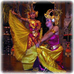 Tari CendraWasih Bird of Paradice Dance