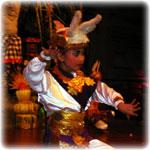 Tari Kulinci Balinese Dance