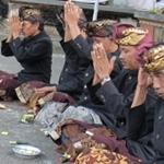 Odalan Pura Desa and Puseh Peliatan 2014-10-11 Dewi Sri