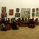 Dharma Purwa Jati rehersal at ARMA Museum 29 JUN 2015