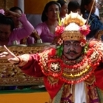 Gambuh - jenis tari bali / kind of balinese dance most classic dance drama