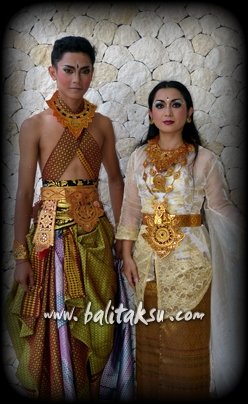 Kala Rau Story Dance - Semara and Ratih