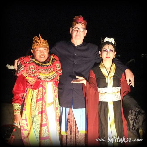 Nada Jepang Dengan Gamelan Bali