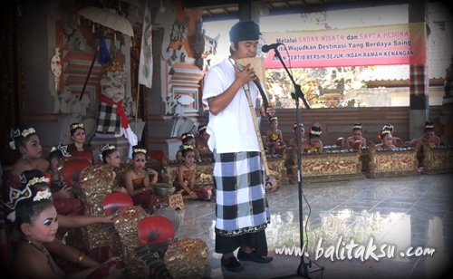 Gus Teja Agus Teja with Tunas Maragawi Banjar Kalah