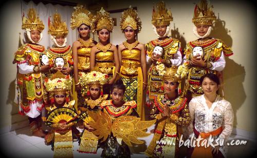 Tunas Maragawi - Peliatan TMG トゥナス・マラガウィ舞踊団
