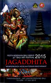 Bali ArtsFestaval XXXVII 2015 Program