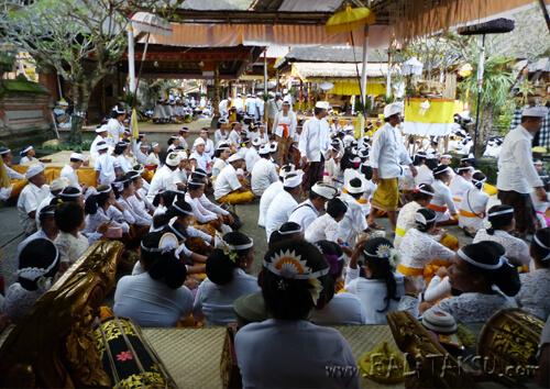 クニンガン プラ・ダレム・グデ寺院 プリアタン村: 2017年4月