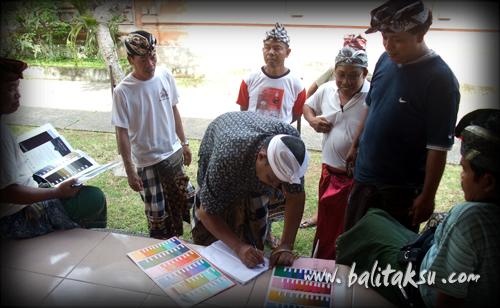 Baju Safari - Pakaian adat pria Bali
