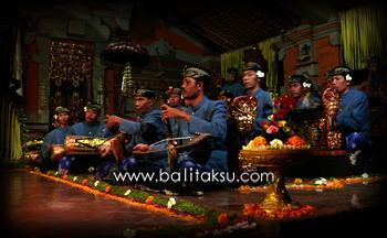 Seka Gong Tirta Sari Peliatan ティルタ・サリ楽団
