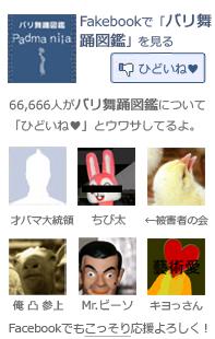 fakebook page