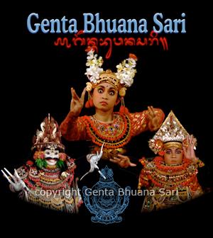 Genta Bhuana Sari Peliatan Ubud Bali - Balinese Gamelan Group