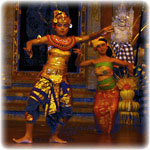 Tari Nelayan, Fisherman's Dance