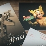 Ni Ketut Arini Japan Tour Official Post Card