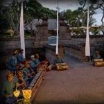 oberoi tirta sari performance オベロイ・ホテル バリ舞踊公演 ティルタ・サリ楽団